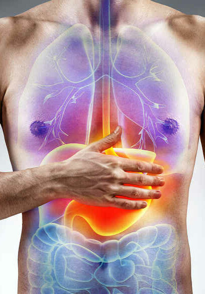Improve your digestion and resolve stomach issues.